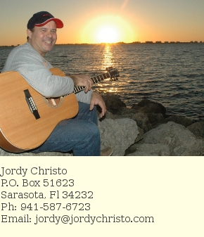 Jordy Christo Contact Information